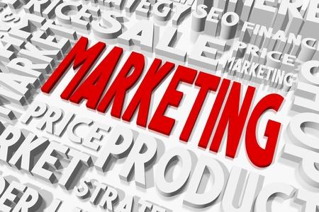 oncept: Marketing concept
