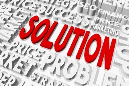 oncept: Solution concept