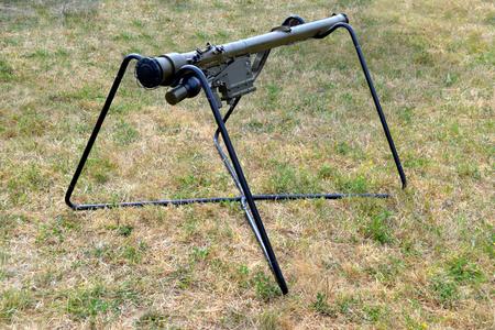 RPG - rocket-propelled grenade Stock Photo