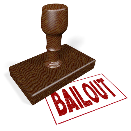 3D rubber stamp - bailout