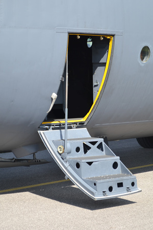 Military plane Фото со стока