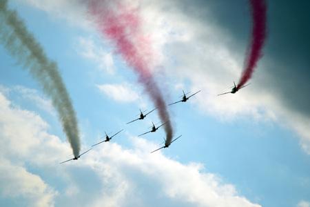 aerobatic: Plane acrobatics