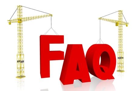 クレーンのコンセプト - faq (よくある質問)