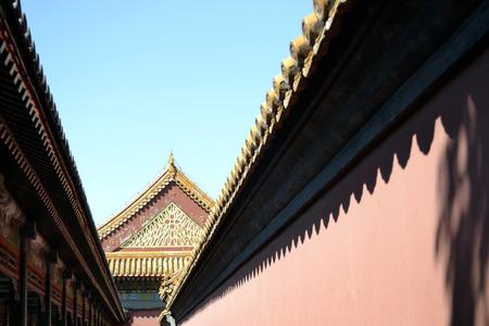 Empress palace, Beijing, China