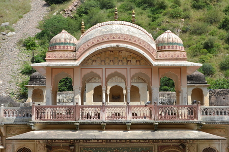 India, Jaipur, buddhistic temple