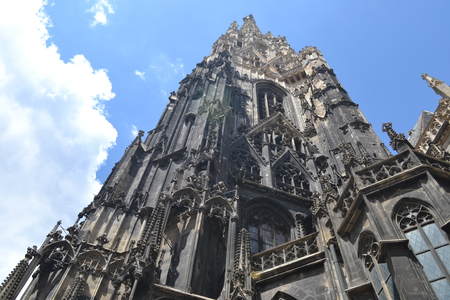 sacral: Cathedral in Vienna