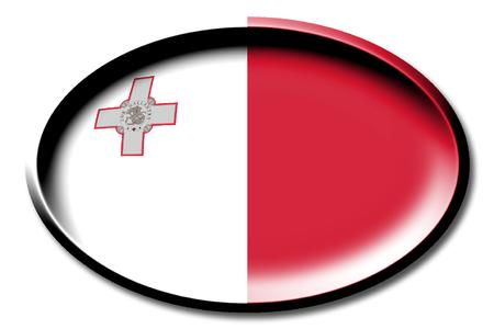 몰타의 국기 스톡 콘텐츠 - 83014512