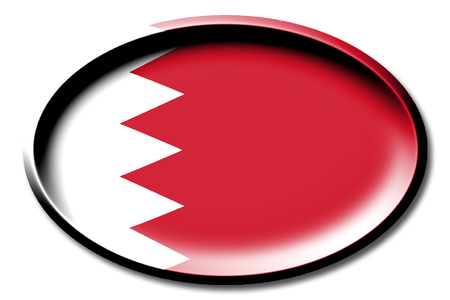 Flag of Bahrain