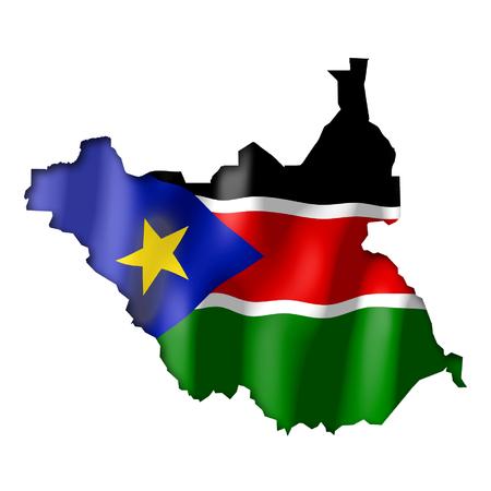 Sudán del Sur Foto de archivo - 83029854