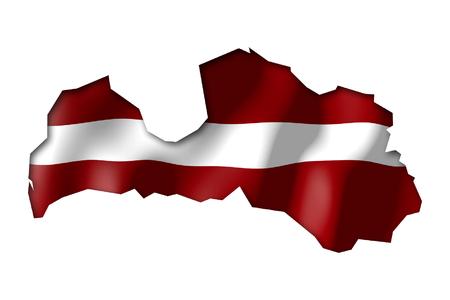 Letônia Foto de archivo - 83029953
