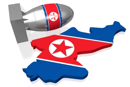 North Korea, atomic bomb