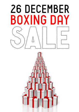 26 December - Boxing Day sale