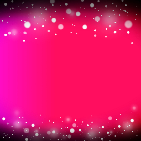 Abstract background - pink, defocused Stock Photo