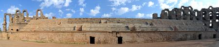 Amphitheatre in El Jem