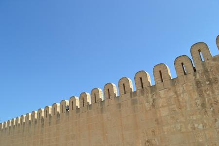 Ribat in Monastir, Tunisia Reklamní fotografie