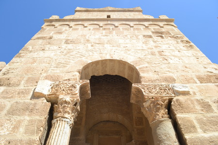 Ribat in Monastir, Tunisia 版權商用圖片 - 92624569