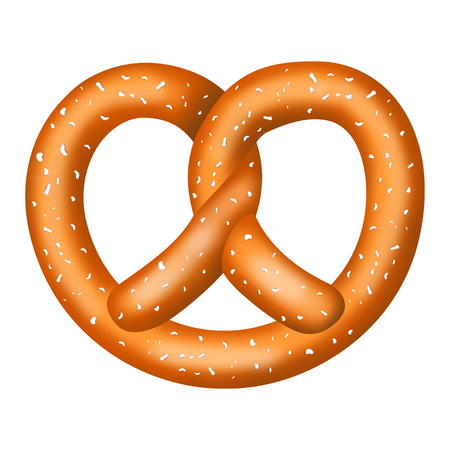 Pretzel illustration
