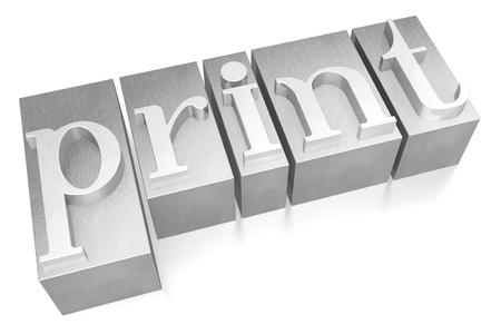 Print - letterpress