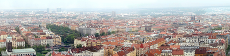 Prague, Czech Republic, panorama