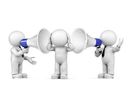 dolor de oido: doble exposición sonido