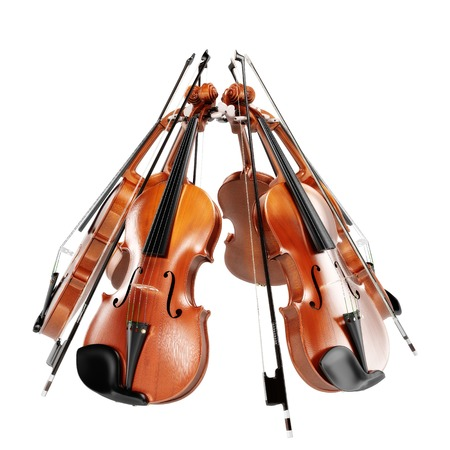 fiddles: fiddles Stock Photo