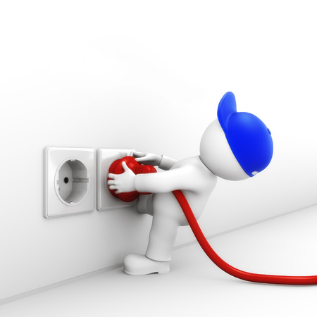 symbolically: pull the plug