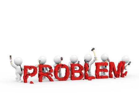Problème Smash Banque d'images - 42057286