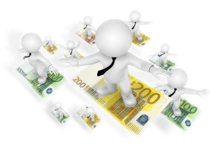 money flying: money flying carpet