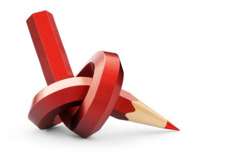 underscore: Nodes in red pencil