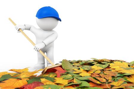 rendement: terug bladeren