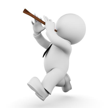 flauta: flautista