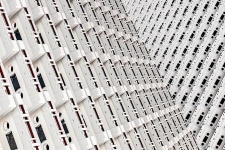 3D illustration - cassettes Stock Photo