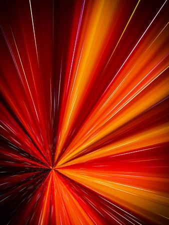 Illustration 3D - vitesse Banque d'images