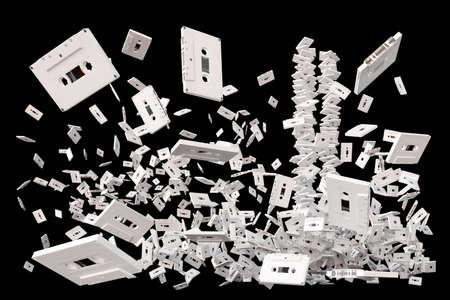 Illustration 3D - Rubans