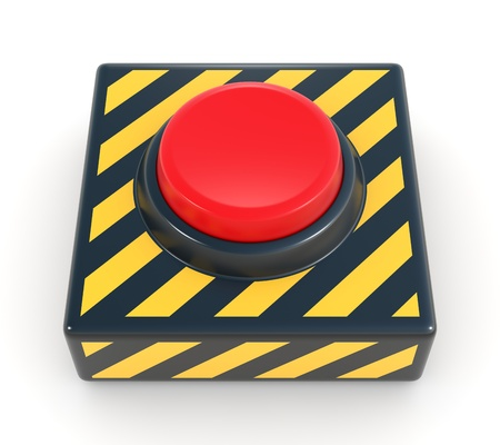 panic button: Red panic button