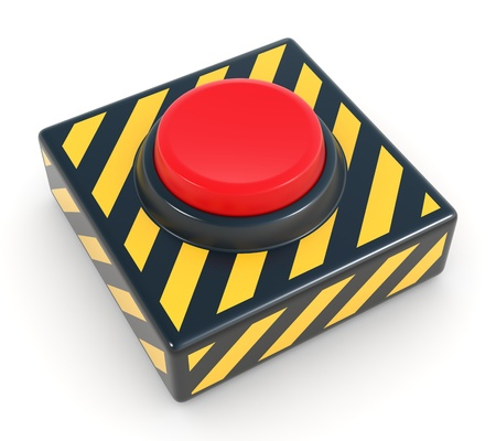 alarm button: Red panic button