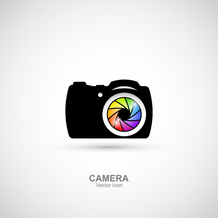 abstract aperture: Camera Icon