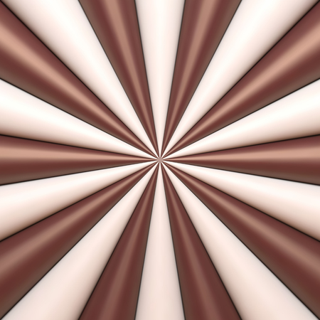 Abstract chocolate and cream background