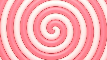 Pink and white candy sweet abstract background. Vector illustration Ilustracja