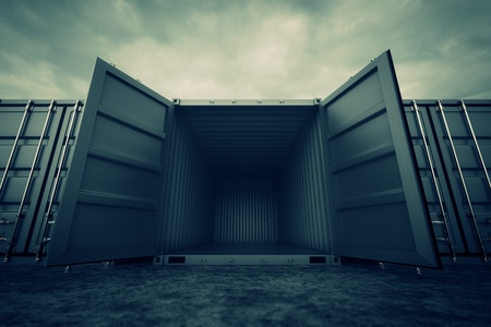 Cargo containers loopable.