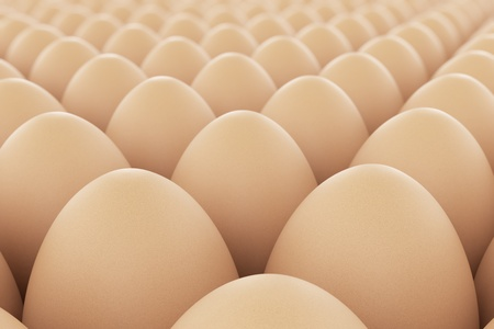 Image of brown eggs. Perfect for anything related to healthy food, easters, eggs production and food industry in geneneral.