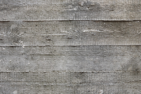 timbering: Structure of a wooden timbering printed in concrete Stock Photo