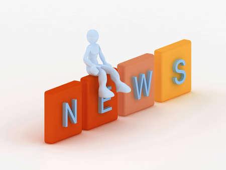 assert: news concept