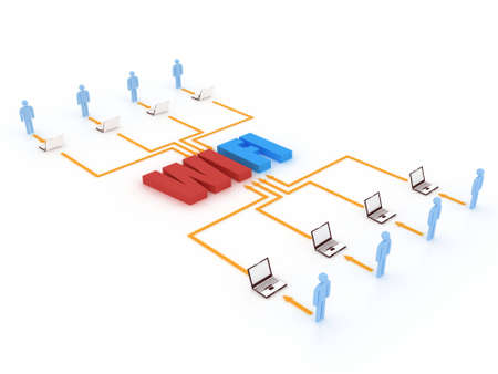 communication concept Stock Photo - 3755677