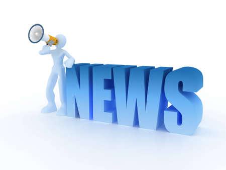 news concept Stock Photo - 3935890