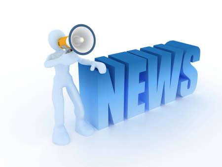 news concept Stock Photo - 3935893