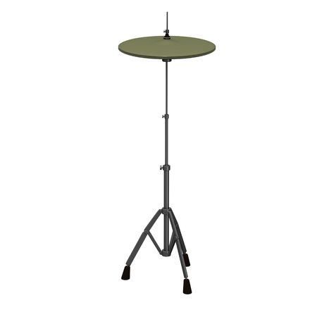 3d render of hi-hat render Stock Photo - 12894314