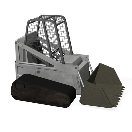 3d render of  machine  Stock Photo - 12914112