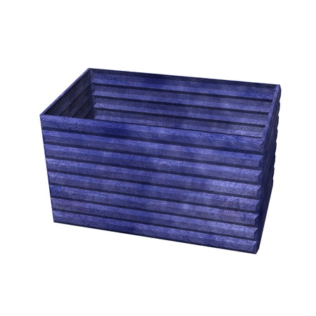 3d render of industrial box container Stock Photo - 12906337