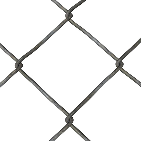 3d render of fence (architecture exter element)  Stock Photo - 12907172